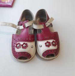 Sandalet р.25.5