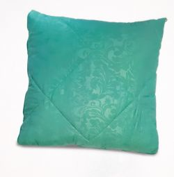 Plaid pillow 2 in 1 new