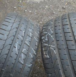 255-35-R19 O pereche de anvelope de vară Pirelli