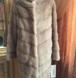 New mink coat Balon