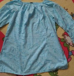 Tunic for pregnant women, 48 size