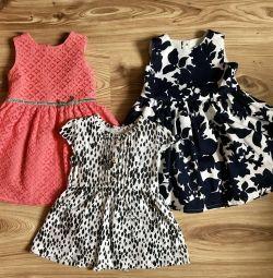 Τα φορέματα του Carter για 18 μήνες