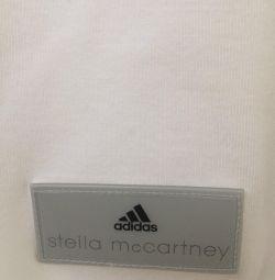 Adidas by Stella McCartney one-shoulder shirt