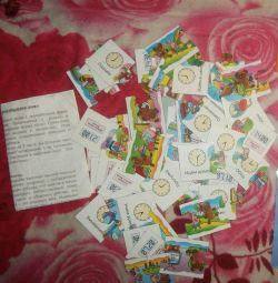 Jocuri de dezvoltare / Puzzle & Board