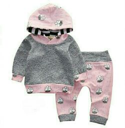 Costum la modă pentru copil