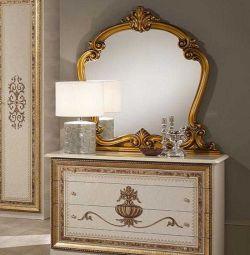 Dresser + καθρέφτης Arina