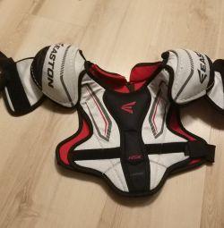 Children's hockey bib