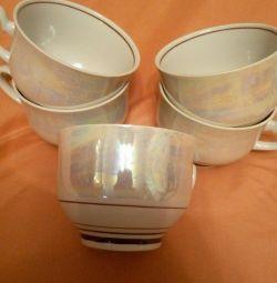 Cupele (Fabrica de porțelan din Minsk, anii 1970)
