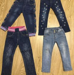 Jeans for all 2-4