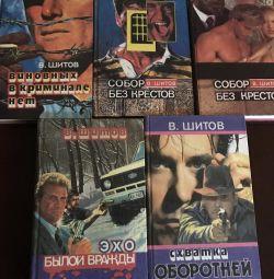 5 kitap seti Shitov