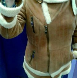 Sheepskin coat Lamb 44-46