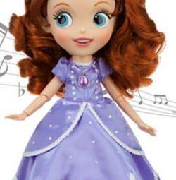 The Disney doll