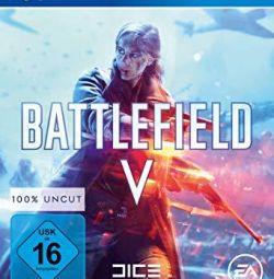 PS4 Games - Battlefield 5, Battlefield 1