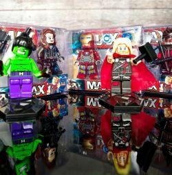 Heroes Avengers