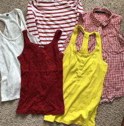 Майки рубашка кофта