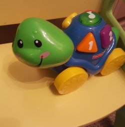 Черепаха каталка