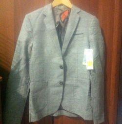 Пиджак на подростка (новый)