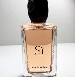 Parfum Armani Si