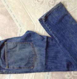джинсы рост 158