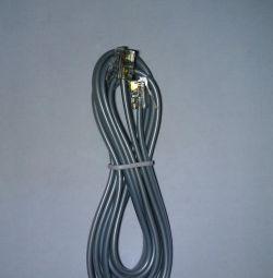 Cablu cu 2 pini