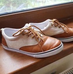 Туфли-мокасины Gymboree