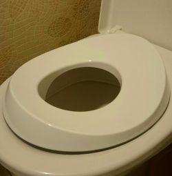 Νέα βάση καθίσματος WC της Ολλανδίας