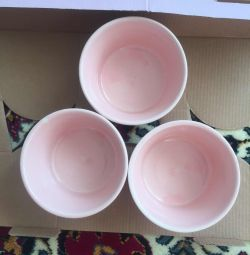 Baking pots