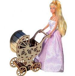 Коляска для ляльок (нова)