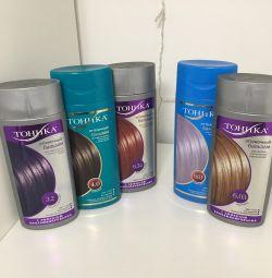 Tonic de păr