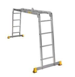 Aluminum household ladder DLM-204