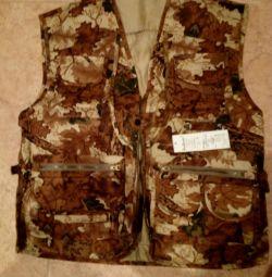 Universal vest (unloading)