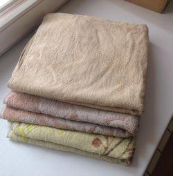 Махровые полотенца 25*50