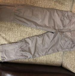 Polar yalıtımlı pantolon