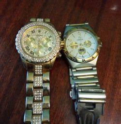 Часы Ролекс и омега