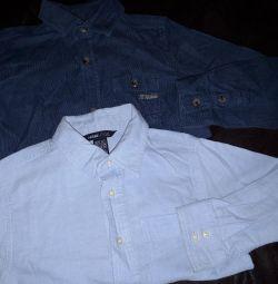 Рубашки 110