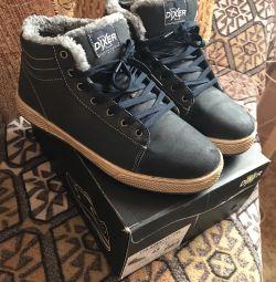 Men's winter sneakers