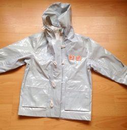 Jacket-raincoat 116 size