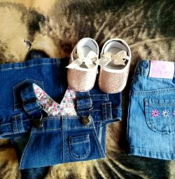 Things pack new for Carters daughter (7-12 months)
