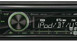Car radio Alpine CDE-173BT