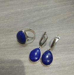 Lapis Lazuli ile birlikte