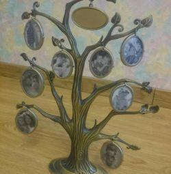 Photo frame tree of life