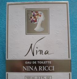 Nina Ricci Apă de toaletă 100ml France original