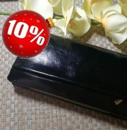SALE -10% Women's clutch purse