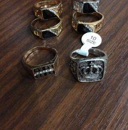 Перстень мужской ( Печатка)