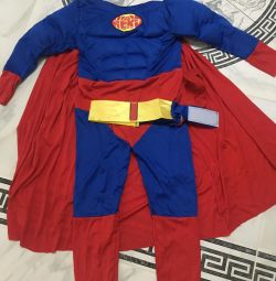 Costumul de Revelion Super Man