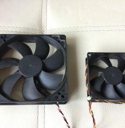 Computer cooler, răcire suplimentare