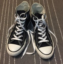 Converse Chuck Taylor All Stars 38eur High Top Sneakers