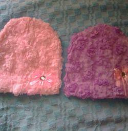 Yeni havalı şapkalar