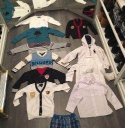Pulovere de marcă / tricouri / bluze Zara, Armani