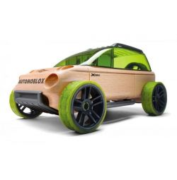 Wooden CARS Premium Class.